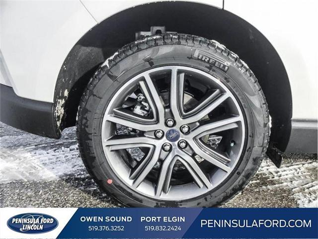 2019 Ford Edge Titanium (Stk: 19ED22) in Owen Sound - Image 6 of 23