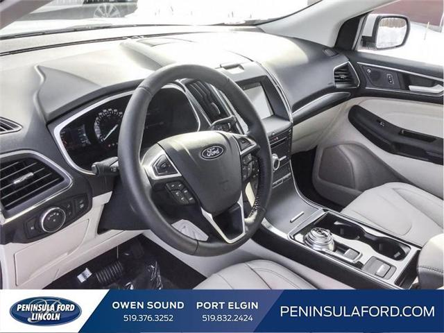 2019 Ford Edge Titanium (Stk: 19ED22) in Owen Sound - Image 11 of 23