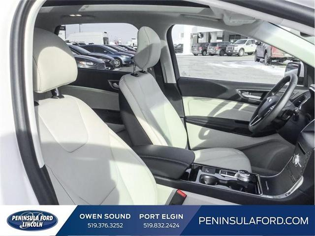 2019 Ford Edge Titanium (Stk: 19ED22) in Owen Sound - Image 20 of 23
