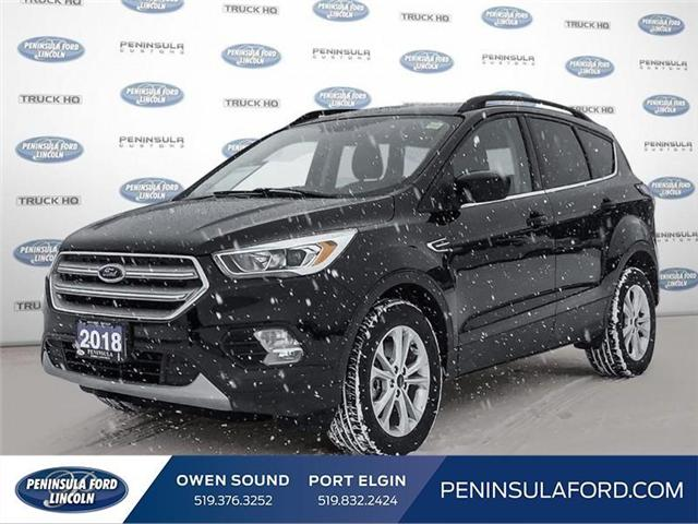 2018 Ford Escape SEL (Stk: 1689) in Owen Sound - Image 1 of 24