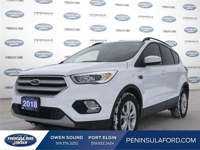 2018 Ford Escape SEL (Stk: 1690) in Owen Sound - Image 1 of 25