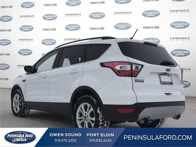 2018 Ford Escape SEL (Stk: 1690) in Owen Sound - Image 4 of 25