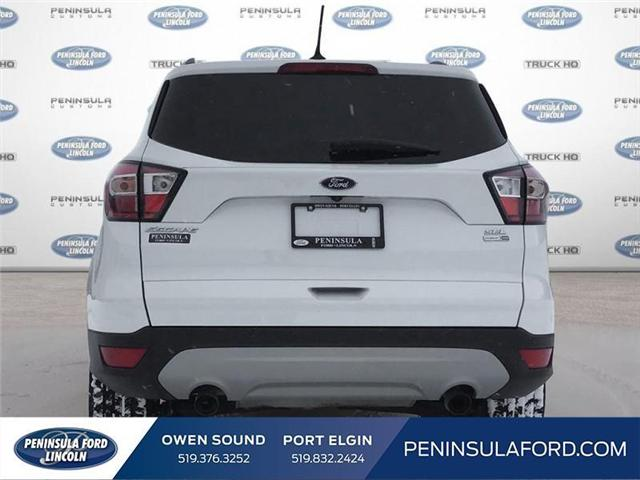 2018 Ford Escape SEL (Stk: 1690) in Owen Sound - Image 5 of 25