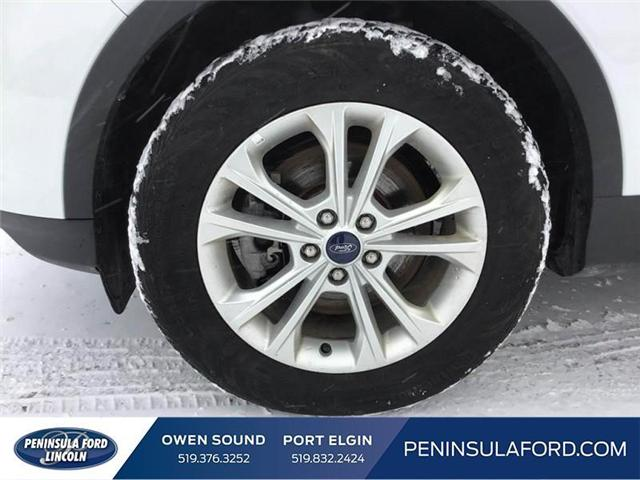 2018 Ford Escape SEL (Stk: 1690) in Owen Sound - Image 6 of 25