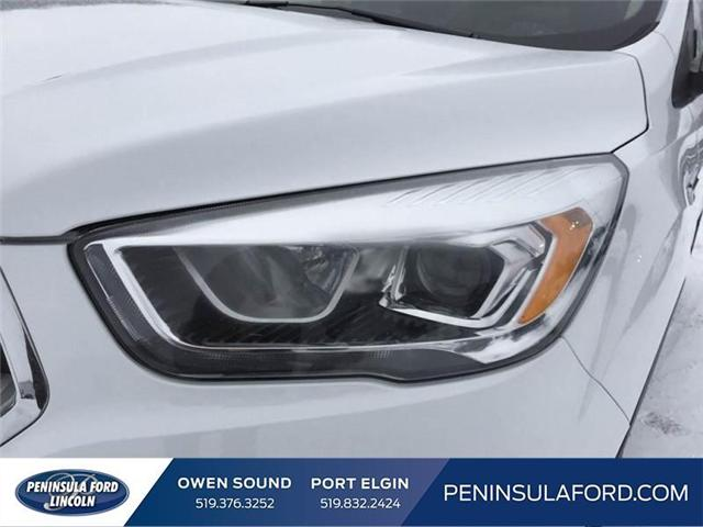 2018 Ford Escape SEL (Stk: 1690) in Owen Sound - Image 8 of 25