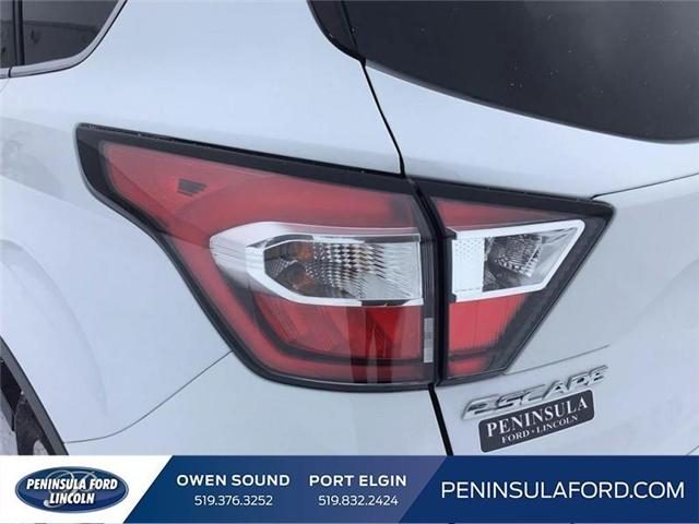 2018 Ford Escape SEL (Stk: 1690) in Owen Sound - Image 11 of 25