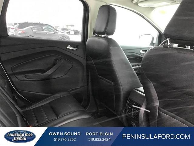 2018 Ford Escape SEL (Stk: 1690) in Owen Sound - Image 23 of 25