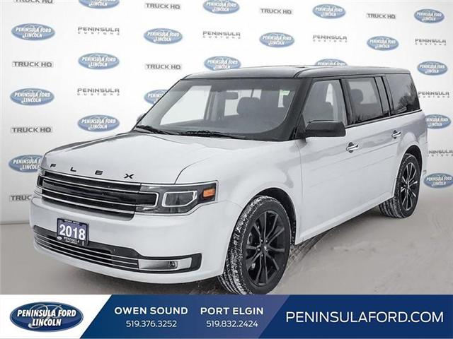 2019 Ford Flex Limited (Stk: 1687) in Owen Sound - Image 1 of 24