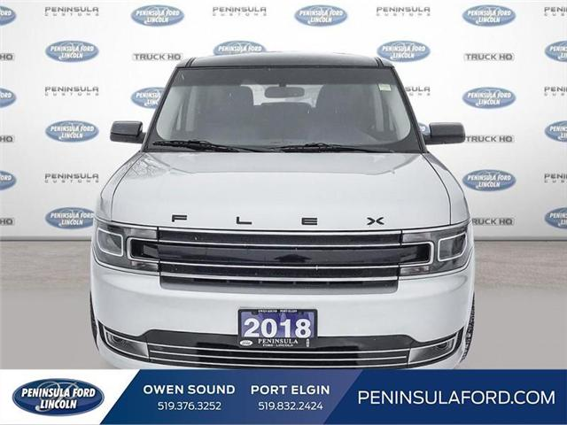 2019 Ford Flex Limited (Stk: 1687) in Owen Sound - Image 2 of 24