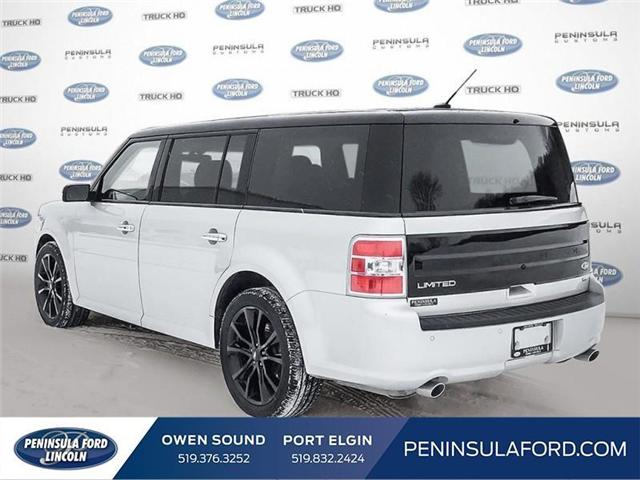 2019 Ford Flex Limited (Stk: 1687) in Owen Sound - Image 4 of 24