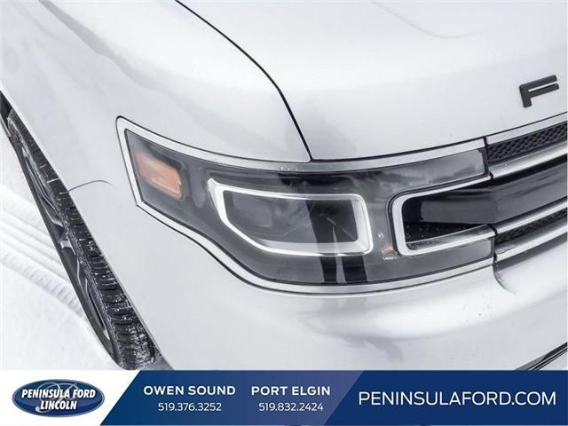 2019 Ford Flex Limited (Stk: 1687) in Owen Sound - Image 8 of 24