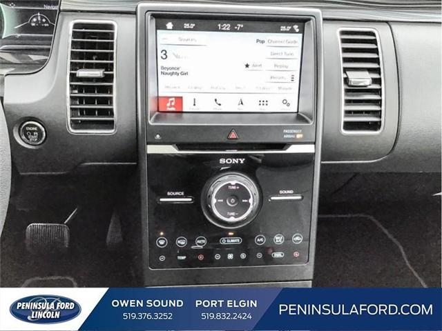 2019 Ford Flex Limited (Stk: 1687) in Owen Sound - Image 18 of 24