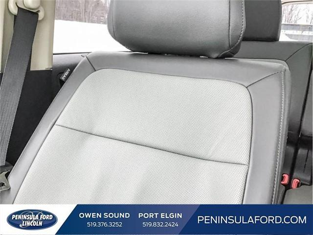 2019 Ford Flex Limited (Stk: 1687) in Owen Sound - Image 19 of 24
