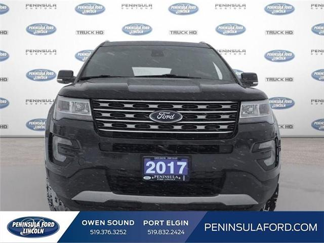 2017 Ford Explorer Limited (Stk: 1674A) in Owen Sound - Image 2 of 23