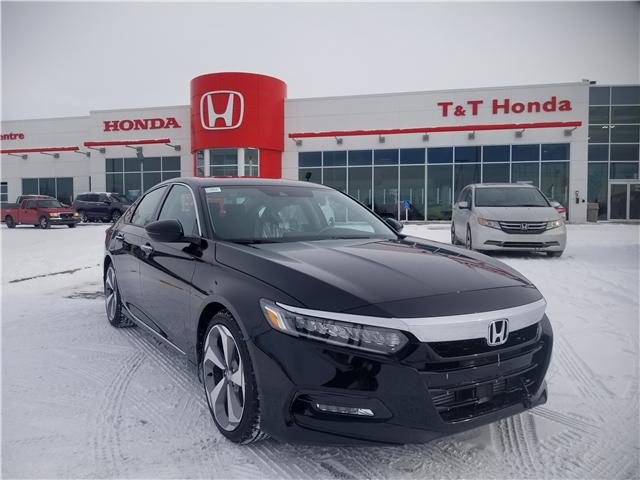 2019 Honda Accord Touring 2.0T (Stk: 2190541) in Calgary - Image 1 of 10