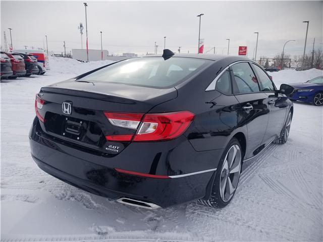 2019 Honda Accord Touring 2.0T (Stk: 2190541) in Calgary - Image 3 of 10
