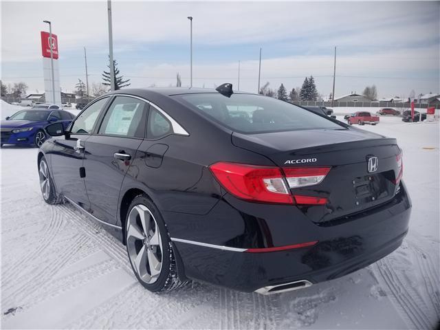 2019 Honda Accord Touring 2.0T (Stk: 2190541) in Calgary - Image 4 of 10