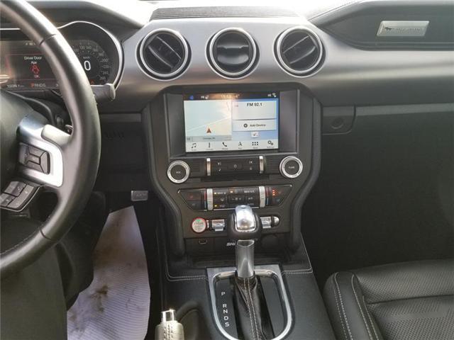 2018 Ford Mustang GT Premium (Stk: P1228) in Uxbridge - Image 7 of 8