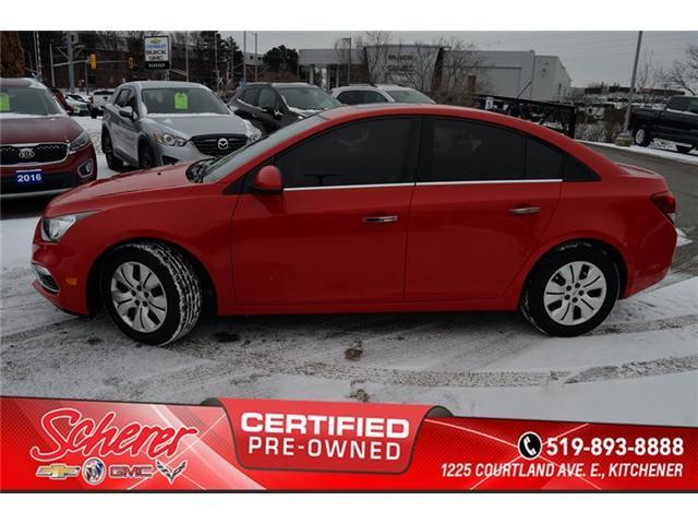 2016 Chevrolet Cruze Limited 1LT (Stk: 590000) in Kitchener - Image 2 of 9
