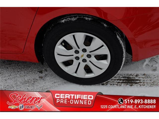 2016 Chevrolet Cruze Limited 1LT (Stk: 590000) in Kitchener - Image 4 of 9