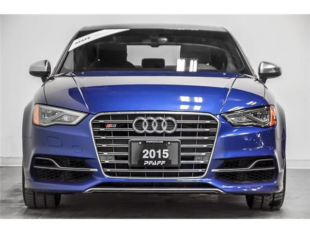 2015 Audi S3 2.0T Technik (Stk: C6545) in Woodbridge - Image 2 of 20