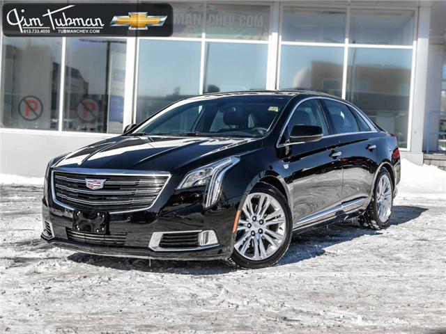2018 Cadillac XTS Luxury (Stk: R7317) in Ottawa - Image 1 of 22