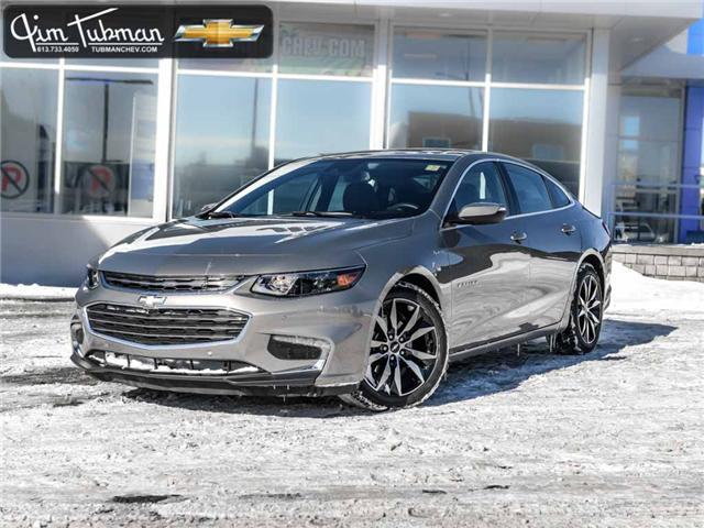 2018 Chevrolet Malibu LT (Stk: R7289) in Ottawa - Image 1 of 22