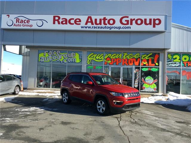 2018 Jeep Compass North (Stk: 16435) in Dartmouth - Image 1 of 21
