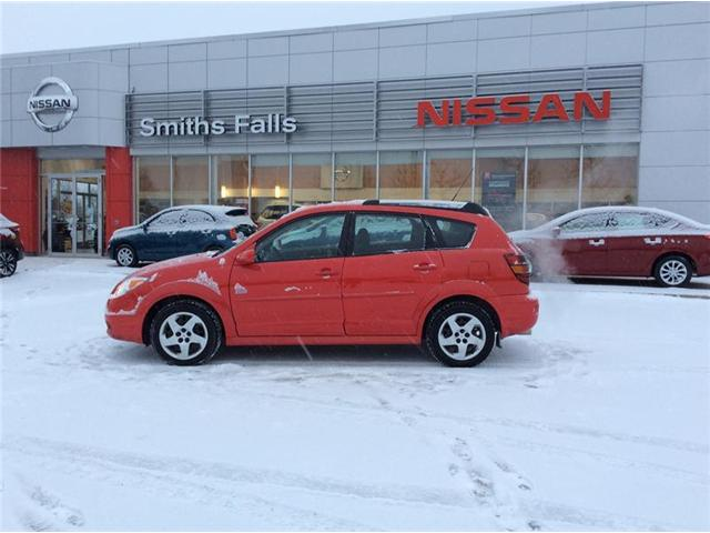 2006 Pontiac Vibe Base (Stk: 18-398A) in Smiths Falls - Image 1 of 13