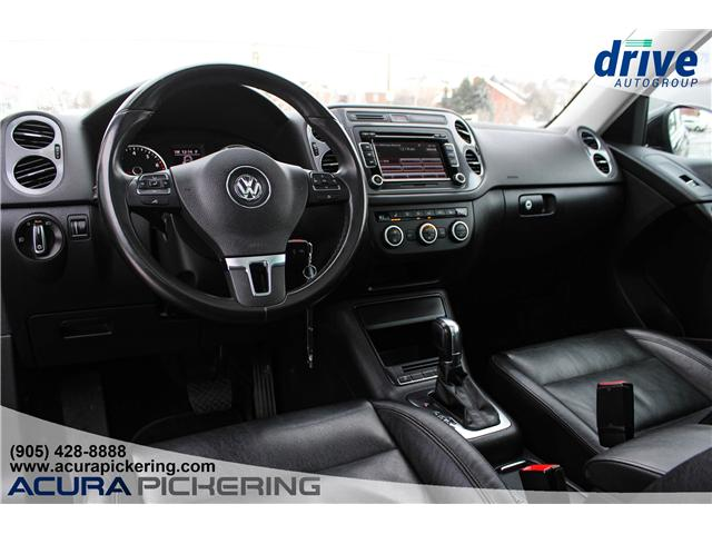 2013 Volkswagen Tiguan 2.0 TSI Highline (Stk: AP4749) in Pickering - Image 2 of 24
