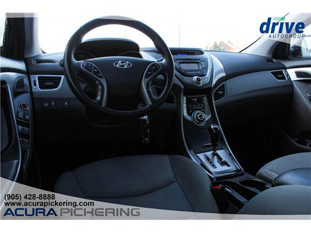 2013 Hyundai Elantra GL (Stk: AP4707A) in Pickering - Image 2 of 24