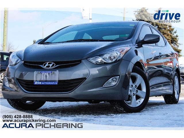 2013 Hyundai Elantra GL (Stk: AP4707A) in Pickering - Image 1 of 24