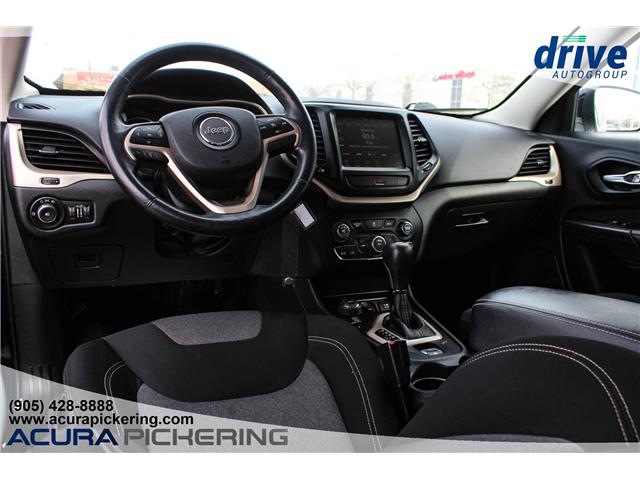 2014 Jeep Cherokee North (Stk: AT146A) in Pickering - Image 2 of 19