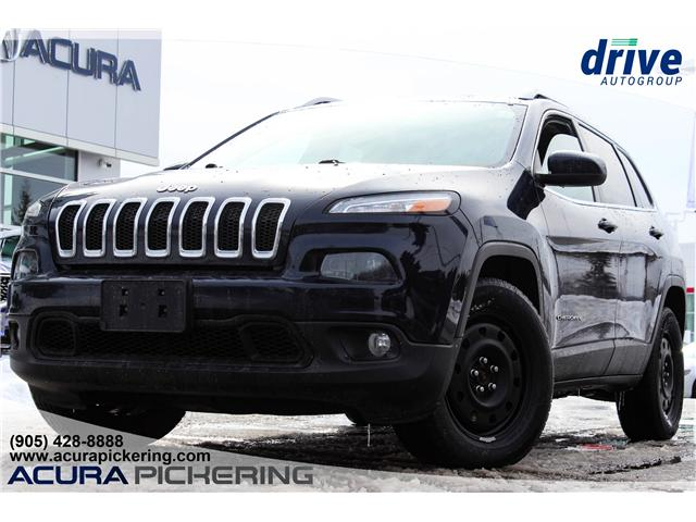 2014 Jeep Cherokee North (Stk: AT146A) in Pickering - Image 1 of 19