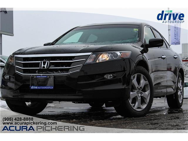 2012 Honda Crosstour EX-L (Stk: AT247A) in Pickering - Image 1 of 26