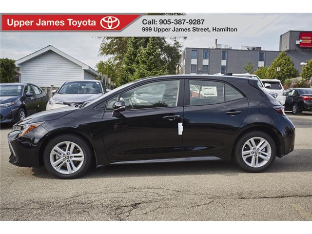 2019 Toyota Corolla Hatchback Base (Stk: 190338) in Hamilton - Image 2 of 16