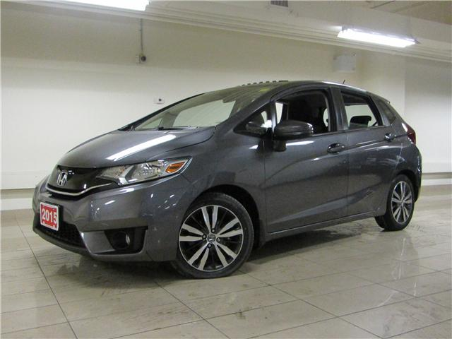 2015 Honda Fit EX (Stk: C19427A) in Toronto - Image 1 of 33