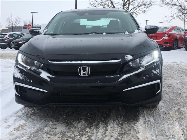 2019 Honda Civic LX (Stk: 19619) in Barrie - Image 2 of 12