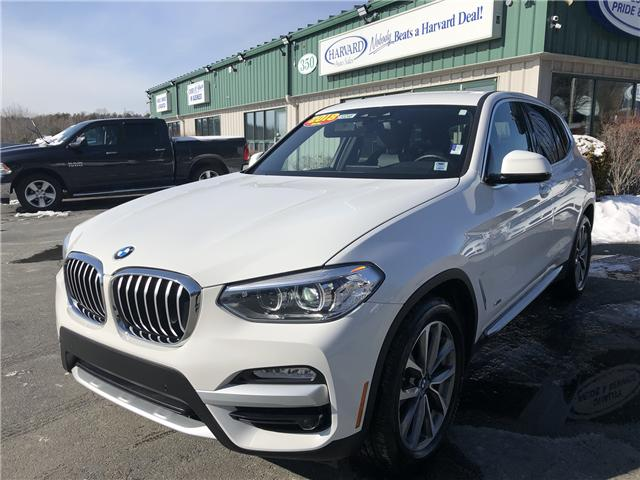 2018 BMW X3 xDrive30i (Stk: 10245) in Lower Sackville - Image 1 of 26