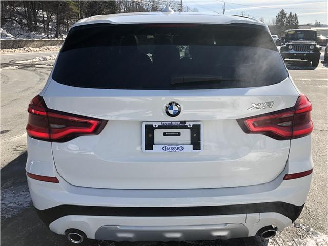 2018 BMW X3 xDrive30i (Stk: 10245) in Lower Sackville - Image 4 of 26