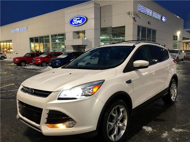 2013 Ford Escape Titanium (Stk: OP1947) in Vancouver - Image 1 of 24