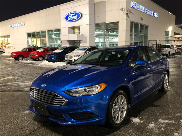 2017 Ford Fusion SE (Stk: OP1941) in Vancouver - Image 1 of 18