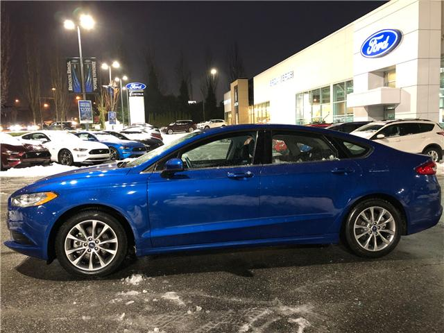 2017 Ford Fusion SE (Stk: OP1941) in Vancouver - Image 2 of 18