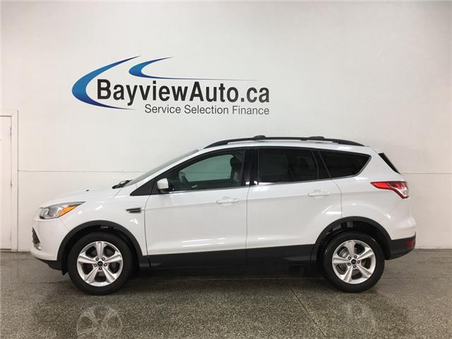 2016 Ford Escape SE (Stk: 34302J) in Belleville - Image 1 of 27