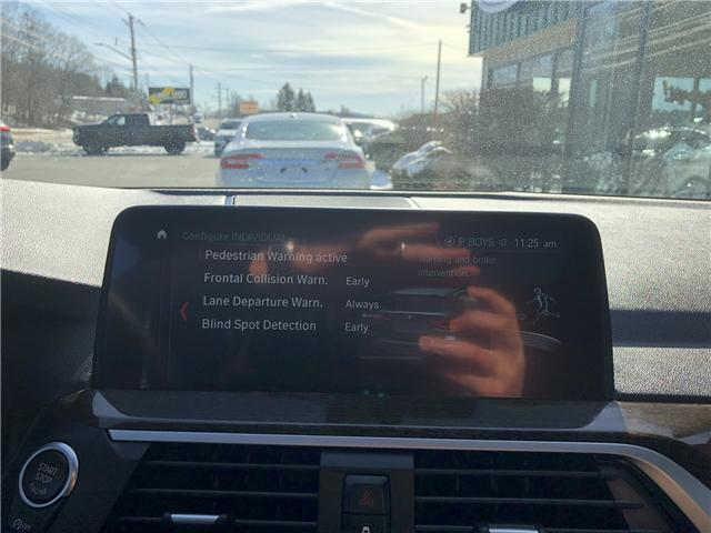 2018 BMW X3 xDrive30i (Stk: 10245) in Lower Sackville - Image 26 of 26