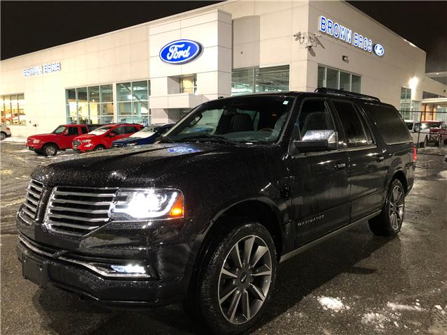 2016 Lincoln Navigator L Reserve (Stk: OP1948) in Vancouver - Image 1 of 21