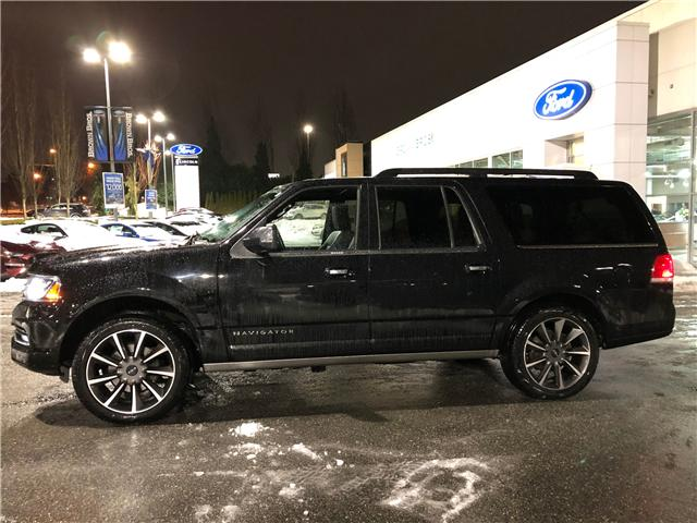 2016 Lincoln Navigator L Reserve (Stk: OP1948) in Vancouver - Image 2 of 21