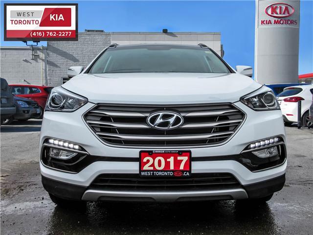 2017 Hyundai Santa Fe Sport 2.4 Luxury (Stk: T19295) in Toronto - Image 2 of 19