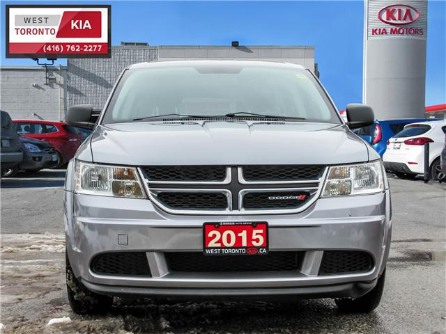 2015 Dodge Journey CVP/SE Plus (Stk: P463) in Toronto - Image 2 of 21