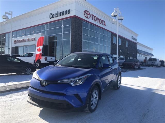 2019 Toyota C-HR XLE (Stk: 190149) in Cochrane - Image 1 of 19